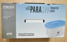 Homedics ParaSpa Par-200 Paraffin Bath Heat Therapy System