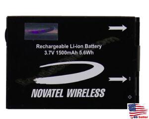 New Genuine OEM Battery for Novatel Jetpack MiFi 4510 4510L 4620 4620L 1500mAh
