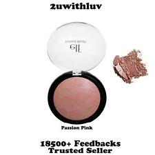 ELF E.L.F. MAKEUP BAKED BLUSH PASSION PINK #83353