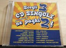 CD PROMOZIONALE - CD SINGOLI - RAMAZZOTTI - MENEGUZZI- V.ROSSI-DELTA V- LOU BEGA