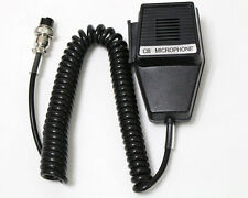 4 PIN CB Microphone Replacement for COBRA SUPERSTAR UNIDEN AUDIOLINE Radios