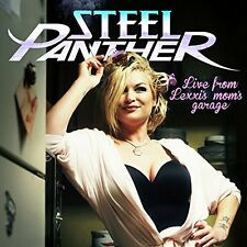 Live From Lexxi's Mom's Garage Steel Panther NEW CD Album 5060454940944