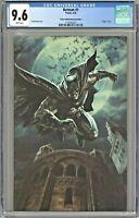 Batman #1 CGC 9.6 Italian Museum Edition Variant Lee Bermejo Virgin Cover Panini