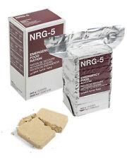 (14,00€/kg) 24x NRG-5 NOTRATION 500GR Notverpflegung Notnahrungsmittel Riegel