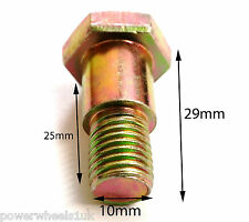 Nu078 Side Stand Bolt Screw for 110cc 125cc Orion Dirt Pit Bike M10 X 25 Mm