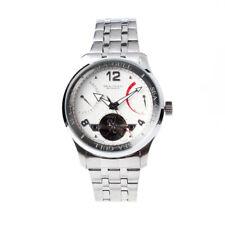 Seagull Retrograde Date Power Reserve Luminous Hands Automatic Men's Watch