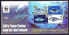 Block Fijian Stamps (1967-Now)