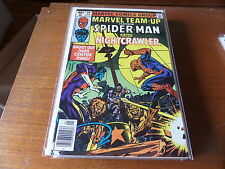 Marvel Team up 89 with the Night Crawler  Vol 1