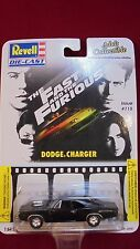 Revell Die-Cast The Fast and the Furious Dodge Charger black 1:64 scale MIB