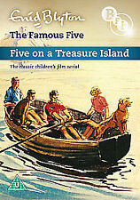 The Famous Five: Five On a Treasure Island DVD NEW