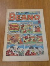 BEANO #2292 21ST JUNE 1986 BRITISH WEEKLY