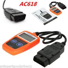 AC618 Car Fault Code Reader CAN OBD2 OBDII Auto Engine Diagnostic Scanner Tool
