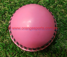 1 X PINK Small Cricket TOY BALL for  KIDS BY OSA + AU STOCK