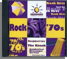 Blockbuster Summer: 70's Rock! - New CD! - Original Artsts, Recordings! Hits!
