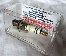 JIMMIE JOHNSON Race-Used Spark Plug, 2013 Party in the Poconos 400 Win, COA