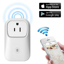 WiFi Smart Socket US Plug Switch Outlet Timer Control Power Home Accessories