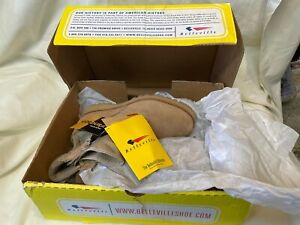NWT Belleville 220 DES ST Hot Weather Tan Steel Toe Boots Sz 8 R Flight Military