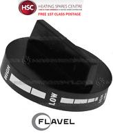 FLAVEL REGENT NG MODEL FRGCP0MN GAS FIRE CONTROL KNOB B-63520 OR 63520 - GENUINE