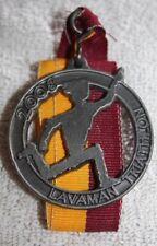 2008 LAVAMAN TRIATHLON KAILUA  KONA HAWAII FINISHERS MEDAL 100% ORIGINAL