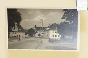 alte Foto AK Buchloe Gasthof zur Krone