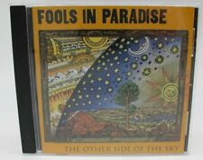 Fools in Paradise The Other Side of the Sky Cd African Percussion World Music