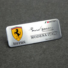 Car Accessories Auto Styling Decal Badge Emblem Sticker Logo Fit For Ferrari