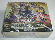 Yu-Gi-Oh - Legendary Duelists: Magical Hero - Display - NEU & OVP - Deutsch
