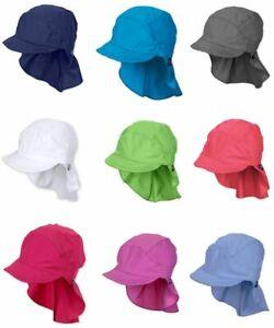 Sterntaler Schirmmütze UV Schutz Sonnenhut Nackenschutz 49 51 53 55 57 - 1531430