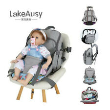 Large Capacity Diaper Bags Waterproof Mummy Maternity USB Nappy Travel Backpack