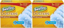 Lot of Swiffer Dusters Dusters Refill - Unscented - 16 ct - 2 pk