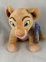 Disney Nala Plush – The Lion King – Mini Bean Bag – 6 1/2'' NEW