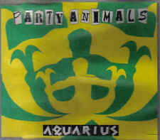 Party Animals-Aquarius cd maxi single