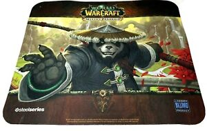 World Of Warcraft WOW Mists of Pandaria Panda Mousepad Mouse Pad