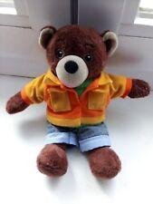 peluche petit ours brun (nounours) doudou  popi