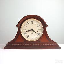 Howard Miller Downing Triple Chiming Wood Mantel Clock 613-192