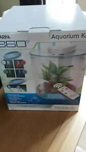 Marina 360 10L Fish Tank Spare ***Tank Only No Filter In Box***