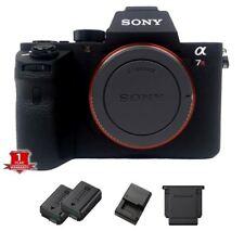 Sony A7RII / A7R II / A7R2 Full-Frame Mirrorless Camera USA Model Sony Warranty
