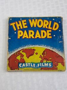 1940's -The World Parade- Castle Films HAWAII  No 208- 8mm Film