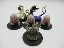 Pathfinder Lovecraftian Figures Lot of 6 WizKids NECA Paizo RPG D&D