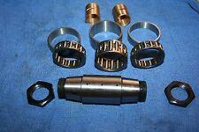Harley Big Twin Flathead 1200cc Rod Rebuild Kit 1937-48 crank pin bearings (813)