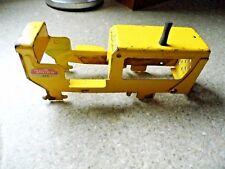 Vintage 1970-73 Tonka Dozer Parts for Restoration – Body