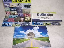 FORD 100TH ANNIVERSARY COMMEMORATIVE COIN WITH OFFICIAL FOLDER-MINT