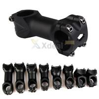 Black Durable Aluminum Alloy MTB Mountain Bike Bicycle Cycling Handlebar Stem