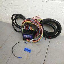 Wire Harness Fu 00006000 se Block Upgrade Kit for 1956 - 1962 Corvette rat rod street rod