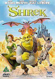Shrek (DVD, 2001)