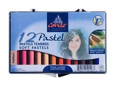 Ensemble pastel doux CONTE - 12 Couleur Set-Portrait