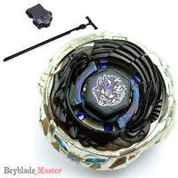 Fusion Beyblade Masters Metal BB122 DIABLO NEMESIS w/ Power Launcher+Winder NEW