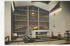 Blessed Sacrament Chapel Buckfast Abbey Postcard 458a