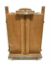 Vintage Grumbacher French Plein Air Field Paint Travel Easel #286 Tin *No Tag