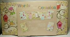 Words For Every Occasion 10 Greeting Cards